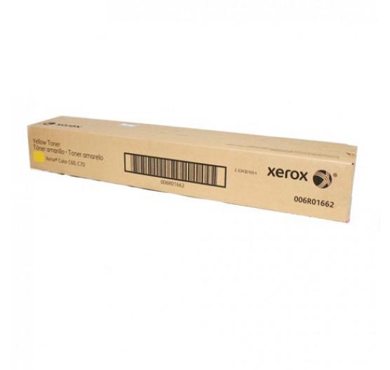 Toner Xerox Amarelo - 34K  - 006R01662NO