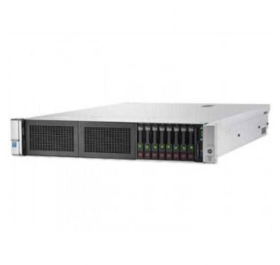 Servidor HP DL380 861001-S05 G9 Xeon E5-2650V4-12C 2.2GHZ (2X PROC.), 32GB RAM, 2X600GB SAS SFF HD, DVD-RW, 2X Fontes 800W