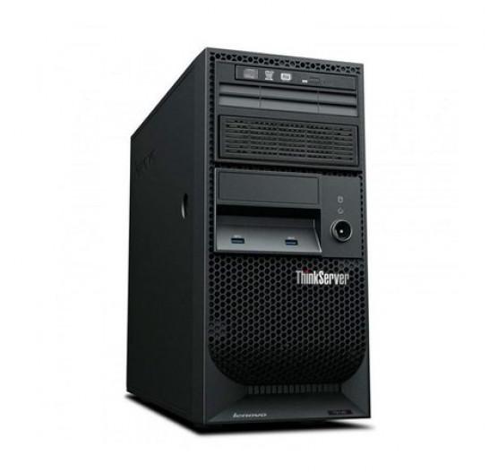 Servidor Lenovo TS150 70LVA009BR Xeon E3-1225 V5/8GB/HD1TB/WIN FOUNDATION/TORRE
