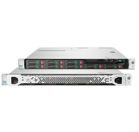 Servidor HP DL360 780023-S05 GEN9 Xeon 6 CORE 2.4HGZ, 8GB, 300GB RACK 1U