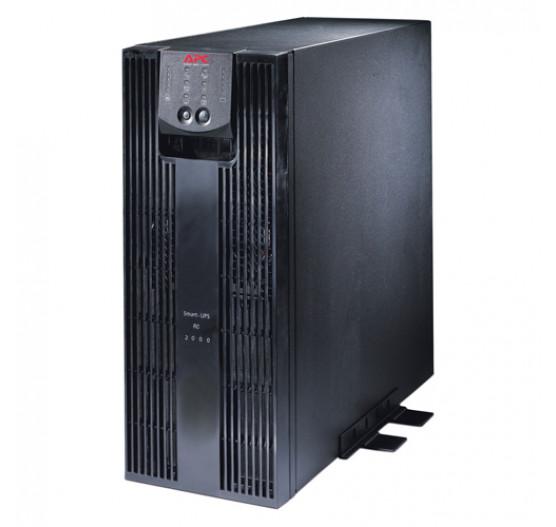 Nobreak APC SRC2000XLI  2000VA 1400W SMART-UPS RT (entrada 230V/SAIDA 230V) Expansivel, com 6 Tomadas