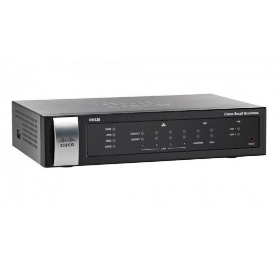 Roteador Cisco RV320 VPN RV320-K9-NA