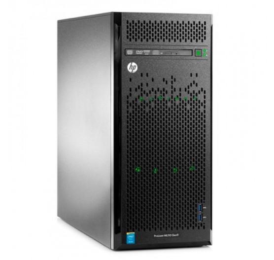 Servidor HP ML110 799112-S05, G9 Xeon 4C 2.8GHZ, 8GB, HD 1TB, DVD