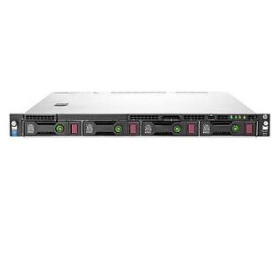 Servidor HP DL160 830579-S05 G9 Xeon E5-2603V4-6C 1.7GHZ (1X PROC.), 8GB RAM, sem Discos LFF, DVD-RW, 1X Fonte 900W