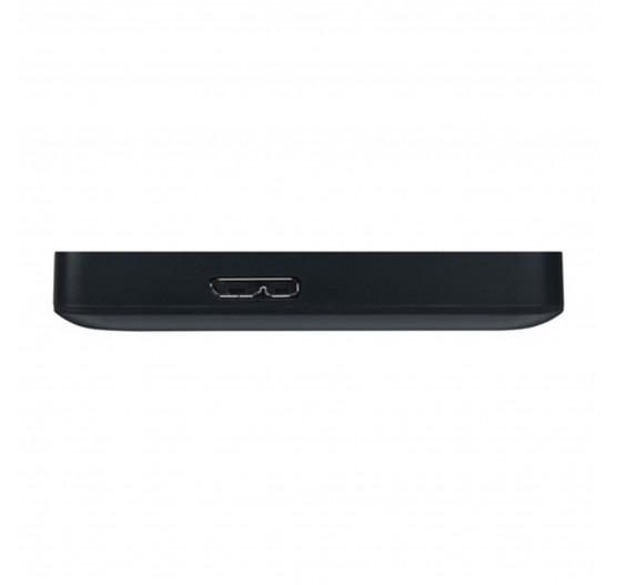 HD Externo Toshiba 1TB Canvio Basics PRETO - HDTB410XK3AA