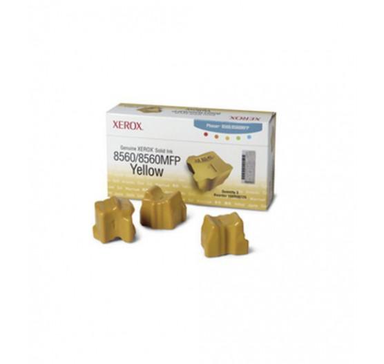 Bastão de Cera Xerox Amarelo - 3.9K - 108R00766NO