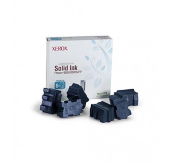 Bastão de Cera Xerox Ciano - 14K - 108R00817NO