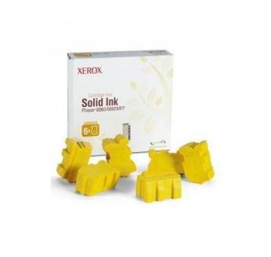 Bastão de Cera Xerox Amarelo - 4.4K - 108R00938NO