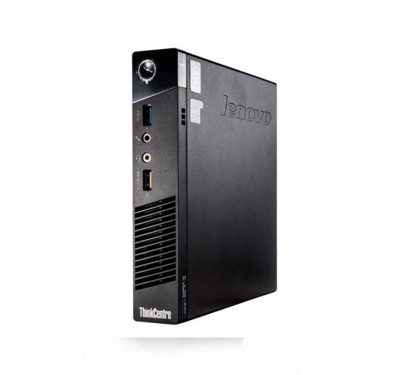 Desktop Lenovo M93P 10A40045BP Core I3-4160T, 4GB RAM, 500GB HD