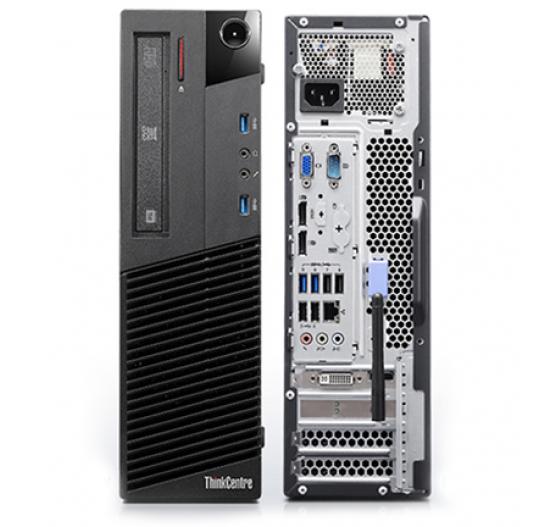Desktop Lenovo M83 10AH006WBP SFF Core I3-4160, 4GB RAM, 500GB HD