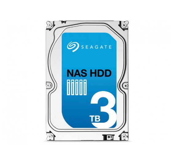 HDD 3,5 SATA 3 Teras, Seagate, 64MB Cache 24X7 SATA 6GB/S Sistema de Backup, ST3000VN000