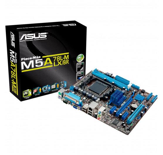 MB Asus (AMD) M5A78LM-LX/BR DDR3/mATX/AM3+/RJ45/USB2.0