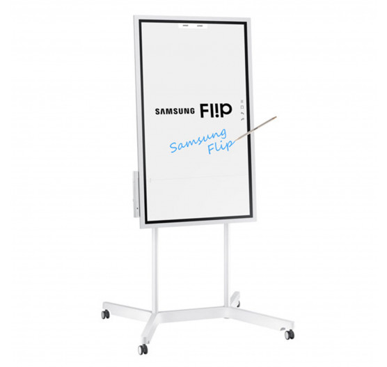 Monitor LFD 55 UHD Flip Interativo Touch Sem  Pedestal LH55WMHPTWC/ZA