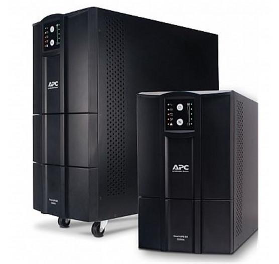 No Break APC Smart-UPS 3000va Mono220 - SMC3000XLI-BR