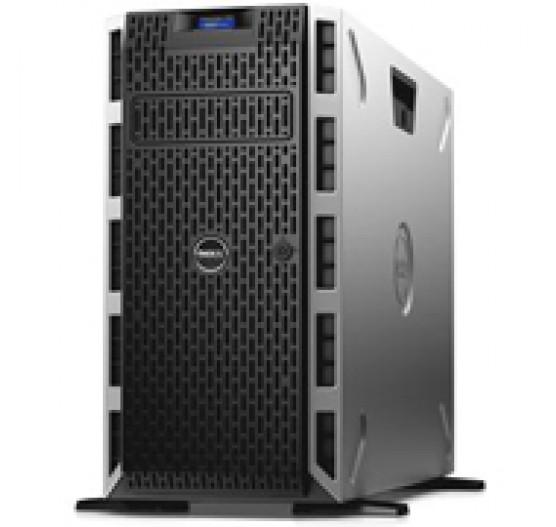 Servidor Dell T430 Xeon E5-2603V4 1.7GHZ 6C, 8GB RAM, 2X2TB, OnSite 10X5,  210-ADOJ-273M
