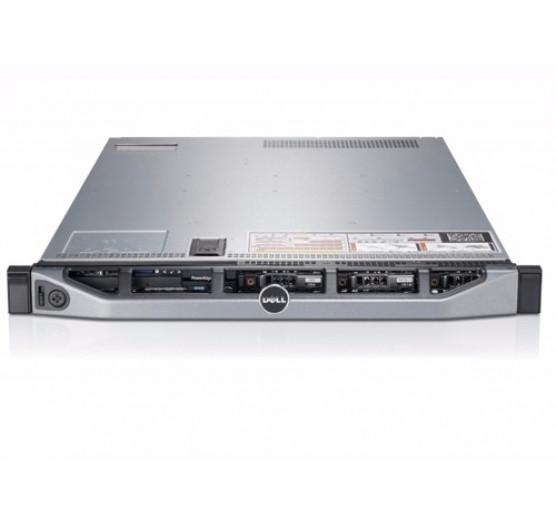 Servidor DELL R430 210-ADRG#410 Xeon E5-2609V3 1.9GHZ 6C (1X PROC), 8GB RAM,1TB HD