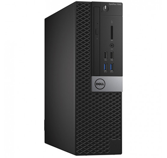 Desktop Dell 7040 210-AGLC Core I5 SFF, 8GB RAM, 500GB HD,210-AGLC-16RF-DC332