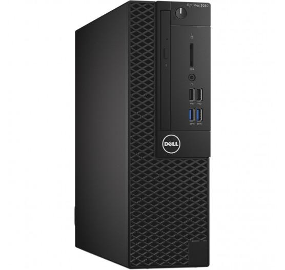 Desktop Dell 3050 210-AKKW Core I3 7100 SFF Dual Core 3.9GHZ, 4GB RAM, 500GB HD,210-AKKW-204D-DC278