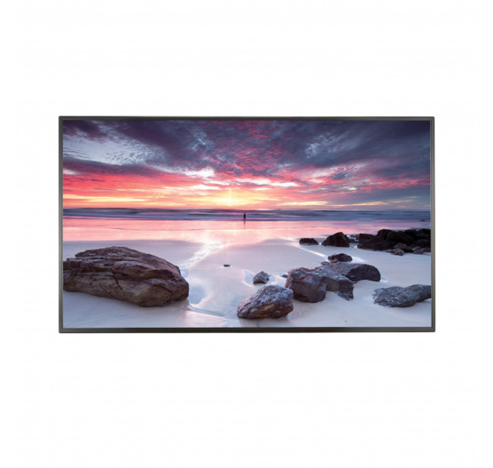 """Monitor Prof 86"""" LG Ultra HD 4K HDMI Stand Alone 86UH5E-B"""