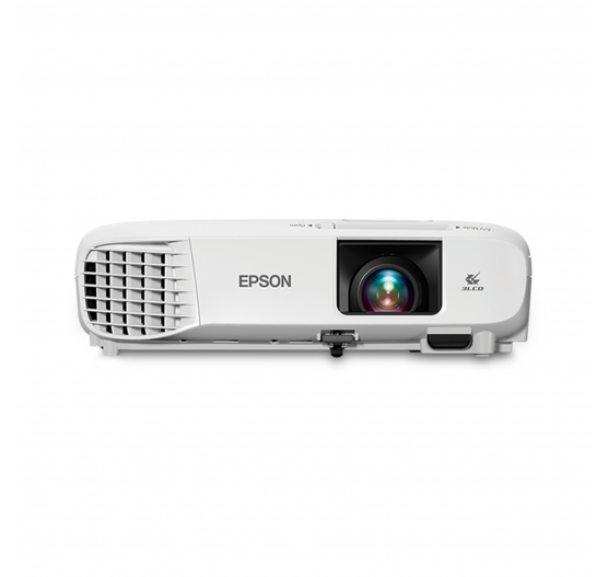 Projetor Epson X39 3500 Lumens XGA HDMI USB RJ45 V11H855024