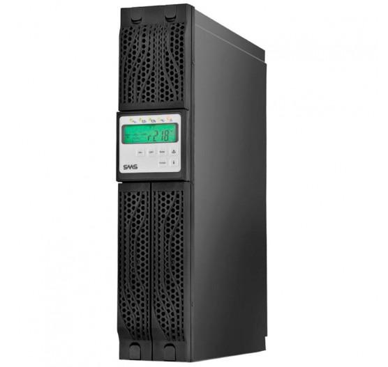 Nobreak SMS 23670 1000VA 800W Daker 2U (entrada 220V /SAIDA 220V) Expansível,com 6 Tomadas