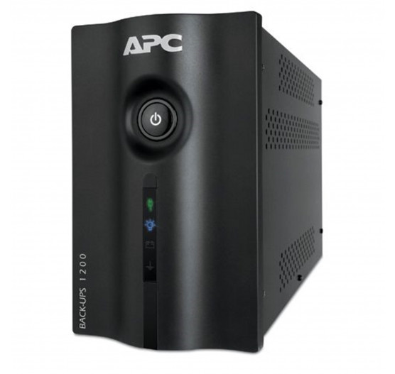 No Break APC Back-UPS 1200va Bi-115 - BZ1200-BR