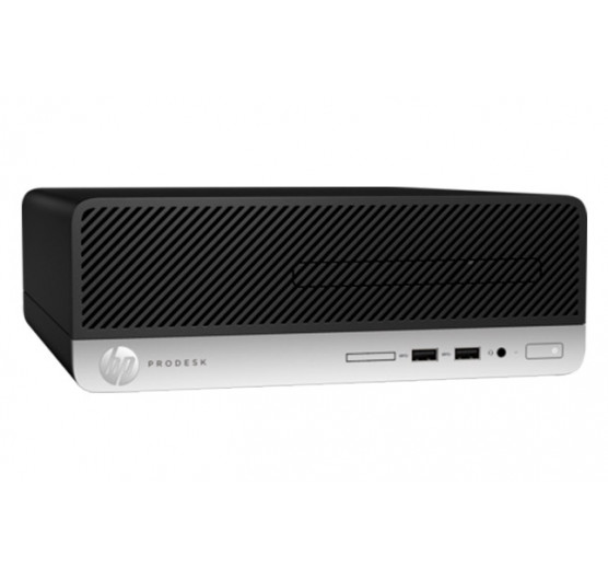 Desktop HP 400 G4 2DW14LA Core I3, 4GB, HD 500GB,2DW14LA#AC4