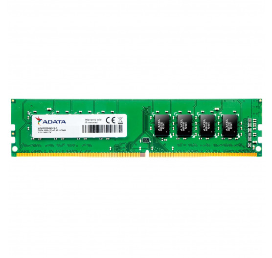 Memória Adata AD4U266638G19-S 8GB 2666MHz DDR4 p/ desk