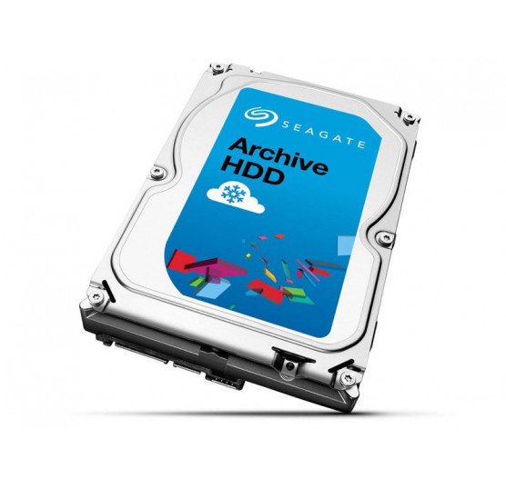 HDD 3,5 SATA Seagate Archive 8 Teras 128MB Cache 24X7 6G/S, ST8000AS0002