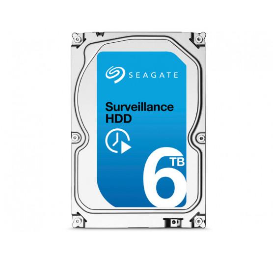 HDD 3,5 Cache 24X7 SATA Seagate 6 Teras 7200RPM 128MB 6GB/S, ST6000VX0001
