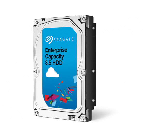 HDD 3,5 SATA Servidor 24X7 Seagate 4 Teras 7200RPM 128MB Cache 6GB/S, ST4000NM0033
