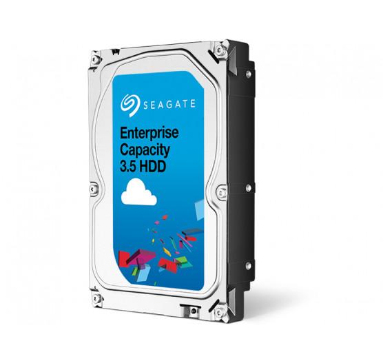 HDD 3,5 SAS Servidor 24X7 Seagate 4 Teras 7200 RPM 128MB Cache 24X7 SAS 12G/S, ST4000NM0034