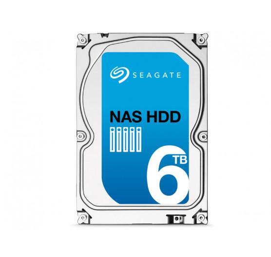 HDD 3,5 NAS 24X7 SATA Seagate 6 Teras 128MB 6G/S, ST6000VN0021