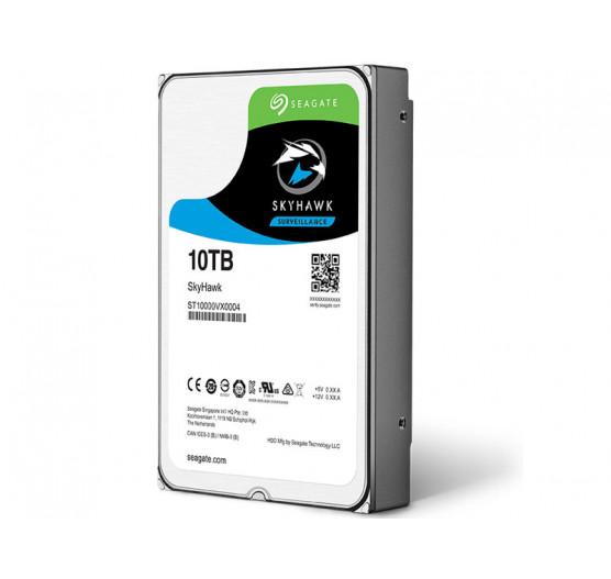 HDD 3,5 SATA Surveillance Seagate 10 Teras 256MB 24X7 6GB/S, ST10000VX0004
