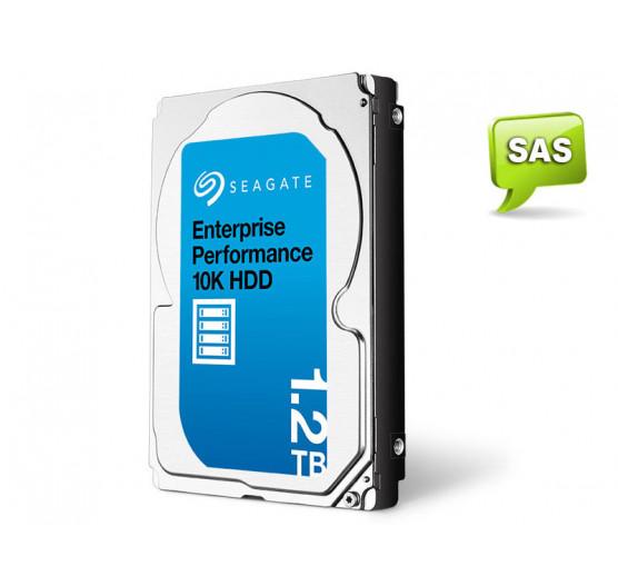 HDD 2,5 SAS Servidor 24X7 Seagate 1,2 Teras 10.000RPM 128MB Cache 12GB/S, ST1200MM0098