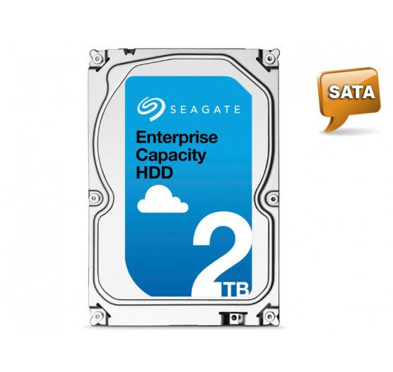 HDD 3,5 Servidor 24X7 SATA 2 Teras 7200RPM 128MB Cache 6GB/S, ST2000NM0008
