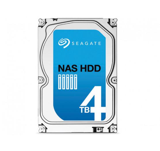 HDD 3,5 SATA 4 Teras Seagate 64MB 24X7 NAS, ST4000VN000