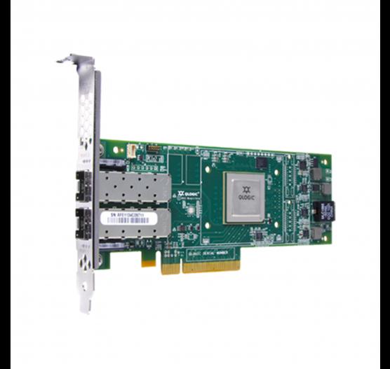 Controladora HPE ISS HBA 16Gb FC SN1100Q 2p P9D94A
