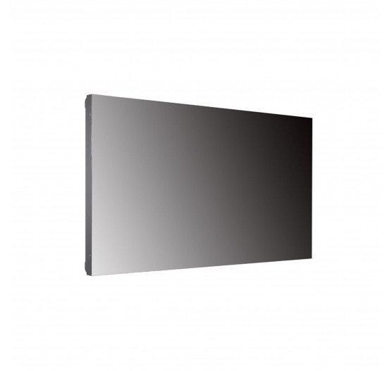 Monitor 55 Video Wall LG Borda 0,9mm 55VM5E-A HDMI, DP, DVI-D, OPS, Audio, USB 2.0, USB 3.0, RGB ,RS232C, RJ45, Receptor IR