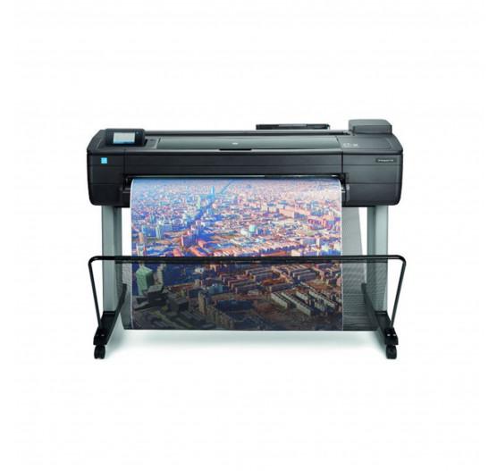 """T730 36"""" Impressora Plotter HP DesignJet - F9A29A#B1K"""