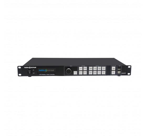 Proc. Sending Card Control+PLayer NOVASTAR-VX4S 2,3MP 4Eth