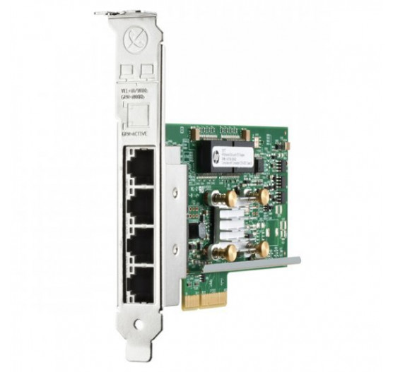 Placa de Rede HPE iss 331T 1Gb 4-Port 331T- 647594-B21