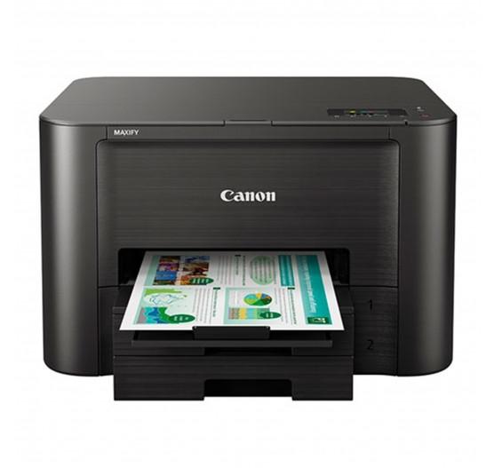 Impressora Canon Jato de Tinta Maxify iB4110 - 0972C019AA