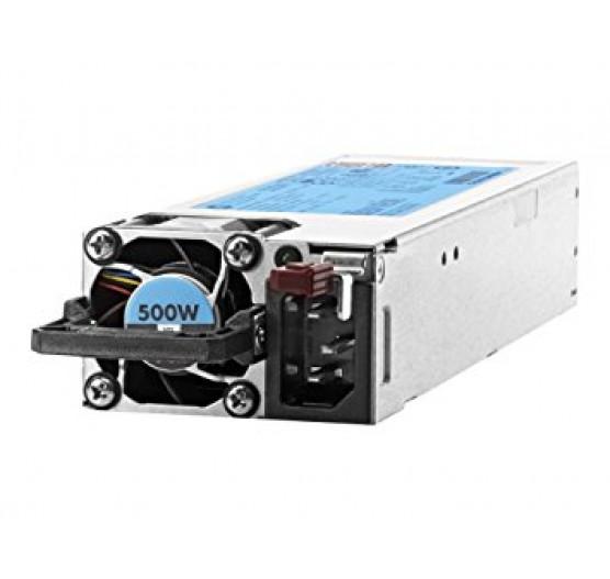 720478-B21 HP Fonte de Alimentação 500W FLEX SLOT Platinum, Boleto a Prazo