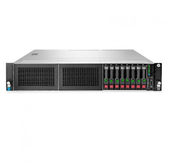Servidor HP DL380 781029-S05 GEN9, 2X PROC,HD 1.2TB SAS, 32GB