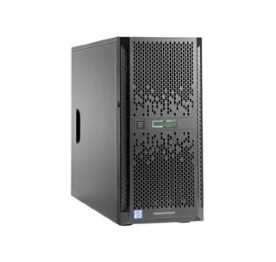 Servidor HP ML150 834617-S05 G9 Xeon E5-2603V4-6C 1.7GHZ (1X PROC.), 8GB RAM, sem Disco LFF, DVD-RW, 1X Fonte 550W