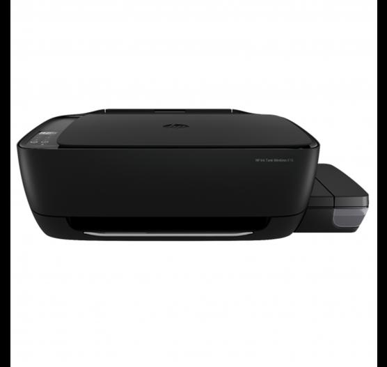 Multifuncional HP Ink Tank Wireless 416 PRETA - Z4B55A#AK4