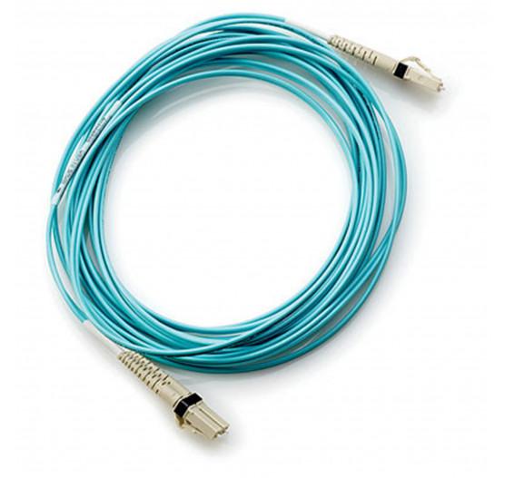 Cabo HPE iss Fibra Óptica Multi-modo OM4 LC/LC - QK735A