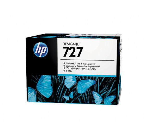 Cabeça de Impressão HP 727 B3P06A Plotter KIT Unico