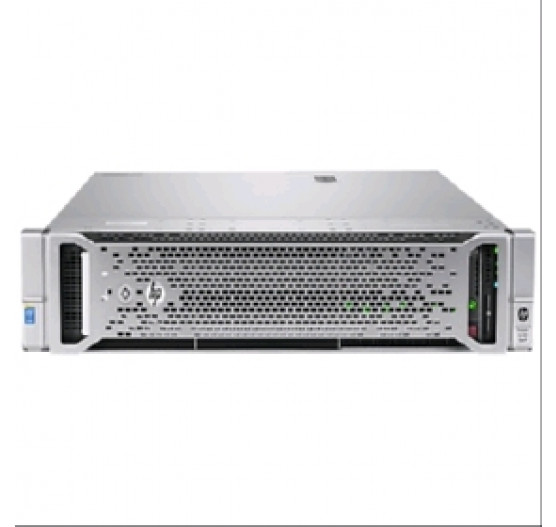 Servidor HP DL380 779560-S05 GEN9 Xeon 8CORE 2.4GHZ, 16GB RAM, HD 1X600GB SAS 10K SFF RACK 2U